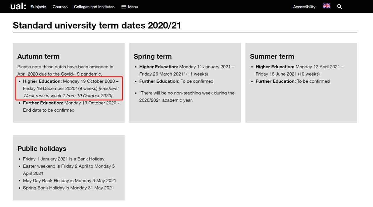 继UAL延期开学后,格拉斯哥大学表示考虑延期开学!-异乡好居
