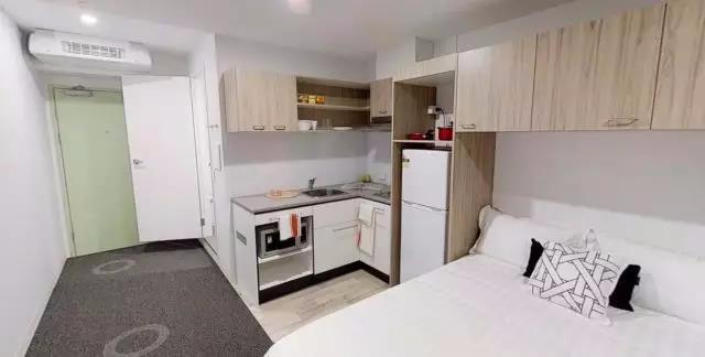 听我的!抢!老牌学生公寓UniLodge South Bank超值超值价格 -异乡好居